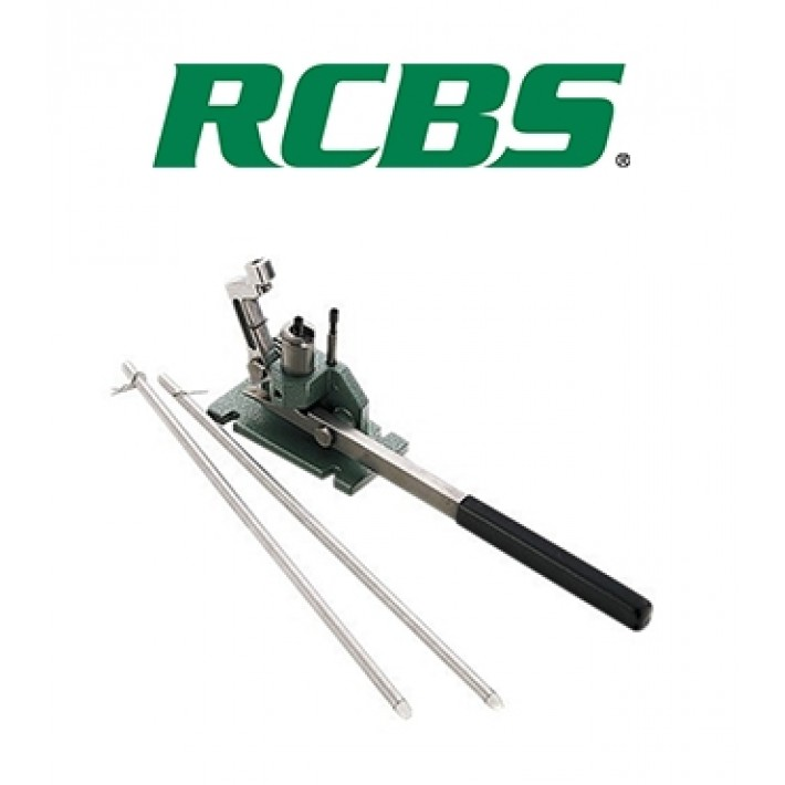 Empistonador de banco RCBS Automatic Bench Priming Tool