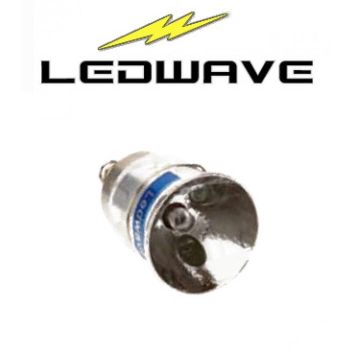 Módulo de Xenón + 3 Leds Ledwave para linterna Z-2