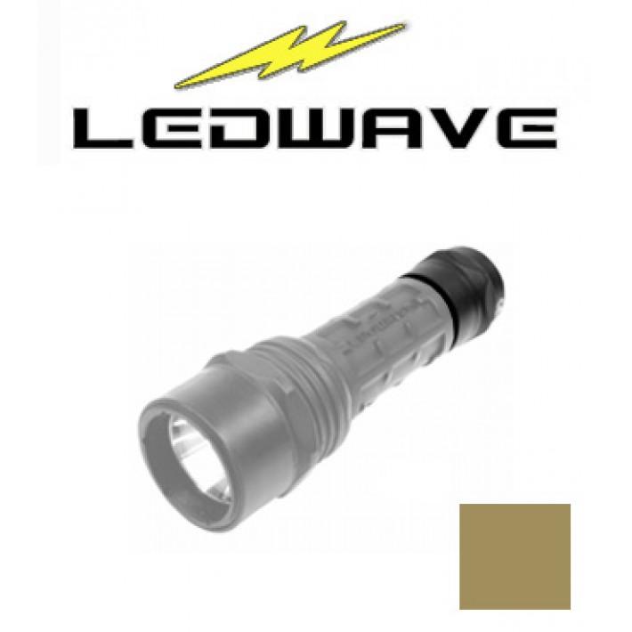 Tapa interruptor Ledwave coyote tan para linternas Camo C-2 y C-4