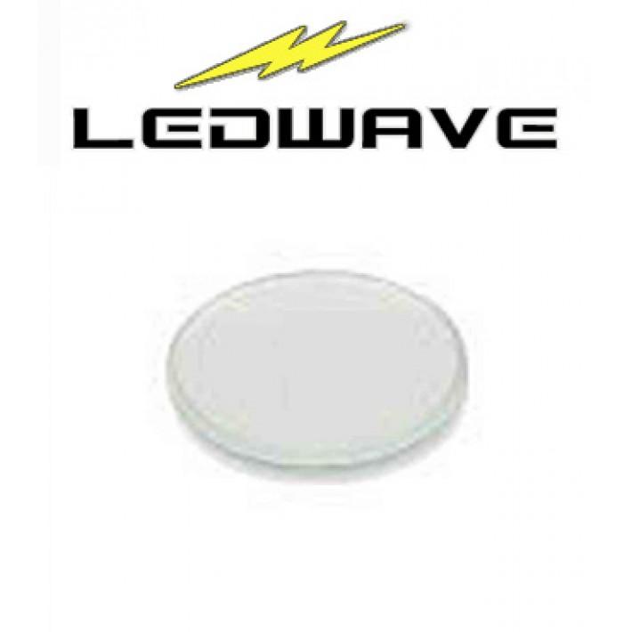 Cristal Ledwave para linternas modelo Z-1, Z-2, C-1, C-3, C-9, XP-1 y XP1-R