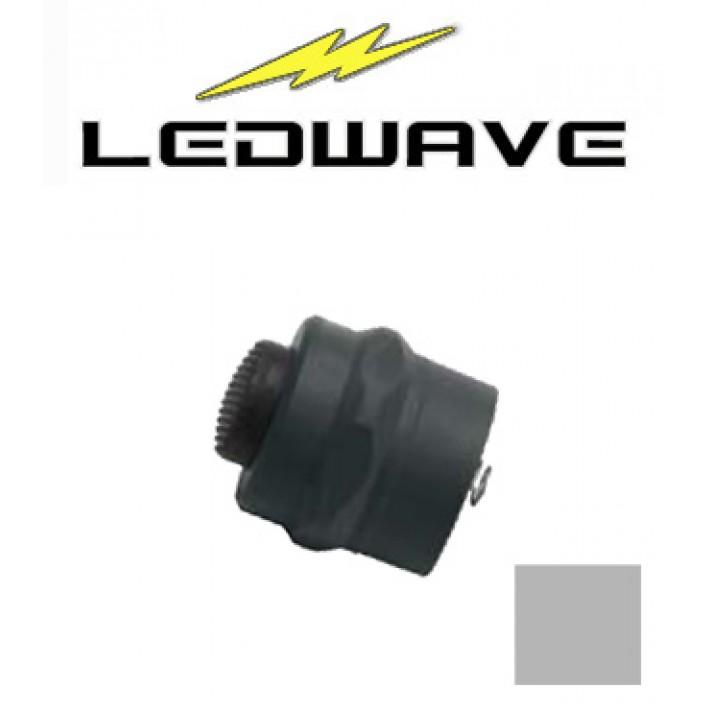 Tapa interruptor Ledwave para linternas C-1 y C-3