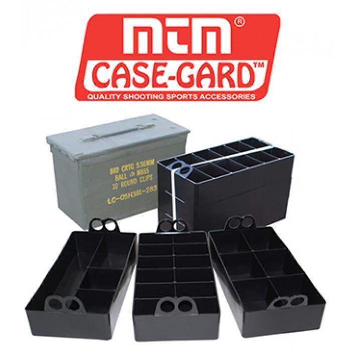 Organizador de munición MTM Ammo Can Organicer para cajas M2A1