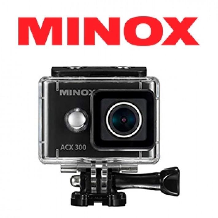 Cámara de acción Minox ACX 300