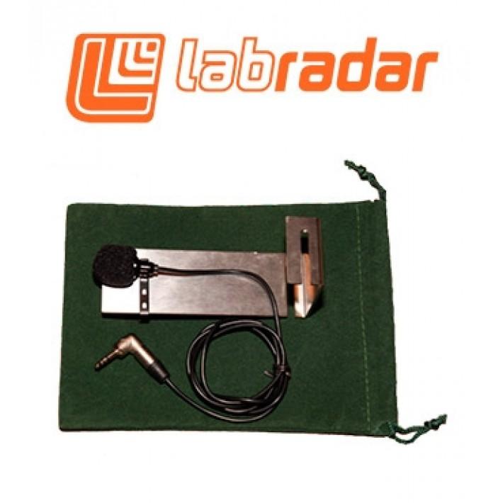 Adaptador de aire comprimido para LabRadar