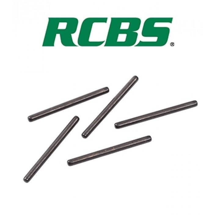 Aguja desempistonadora RCBS Large Decapping Pin - 5 unidades