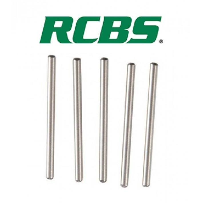 Aguja desempistonadora RCBS Small Decapping Pin - 5 unidades