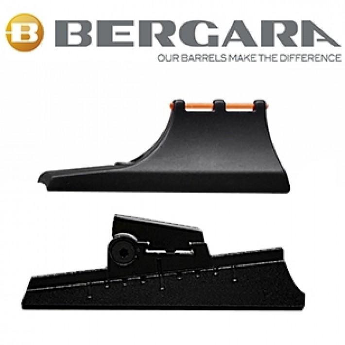 Alza y punto de mira Bergara para BA13 Take Down