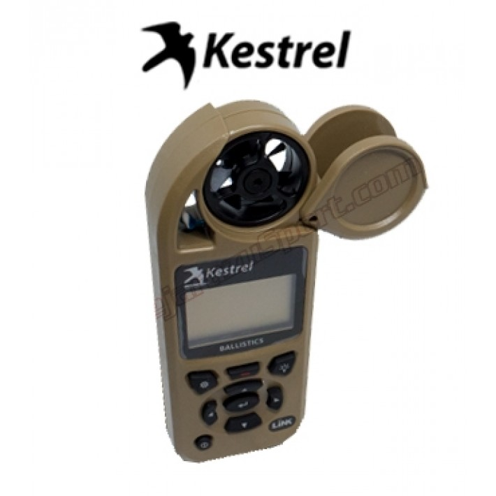 Anemómetro Kestrel 5700 Ballistics Weather Meter con Link Bluetooth