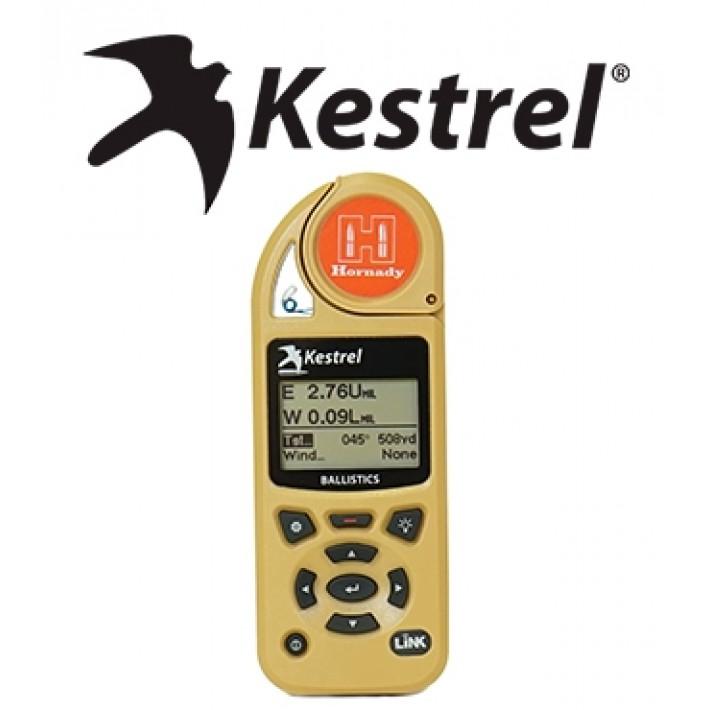 Anemómetro Kestrel 5700 Ballistics Weather Meter con Link Bluetooth y Hornady 4DOF