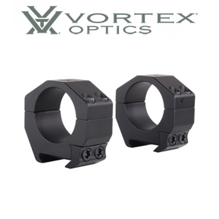 Anillas de precisión Vortex de 1'' - Bajas