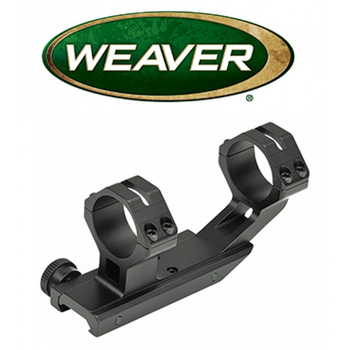 Anillas desmontables Weaver Thumbnut SPR de 30mm