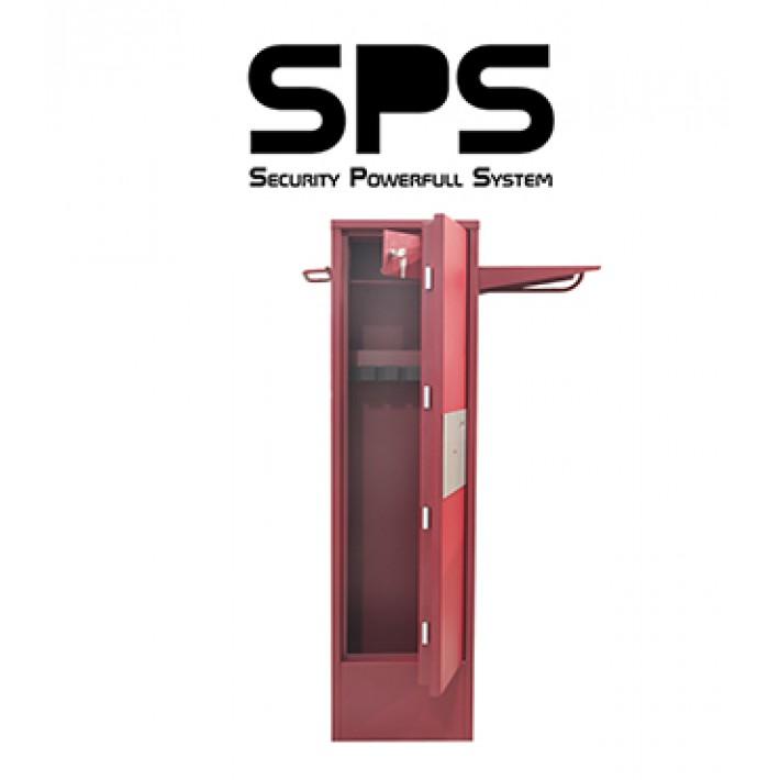 Armero SPS Premium de Grado I para 5 armas con visor