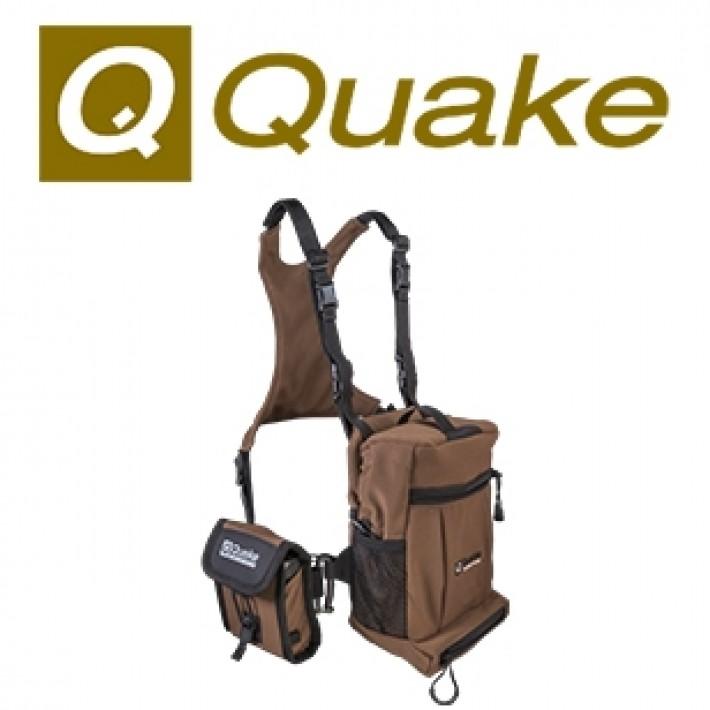 Arnés para prismáticos Quake Bino