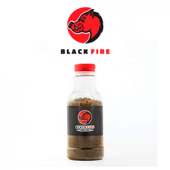 Atrayente para jabalí Black Fire - Sal