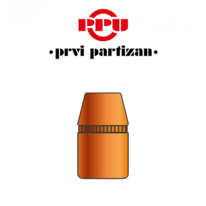 Puntas Prvi Partizan JHP calibre .44 (.429) - 240 grains