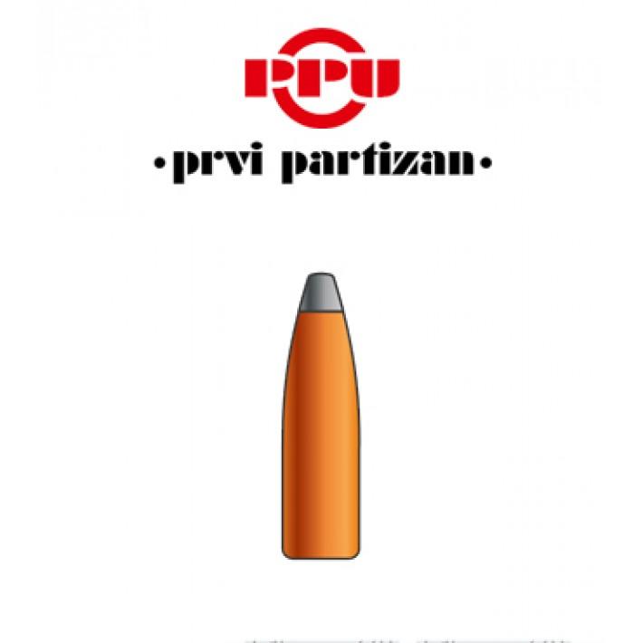 Puntas Prvi Soft Point calibre 270 (.277) - 130 grains