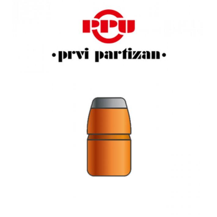 Puntas Prvi Partizan SJFP calibre .38 (.357) - 158 grains