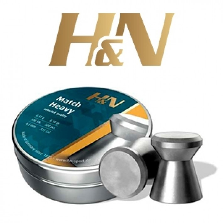 Balines H&N Match Heavy .177