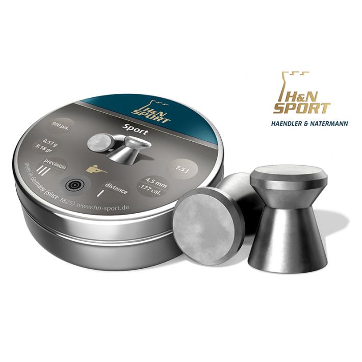 Balines H&N Sport .22 (5.50mm)