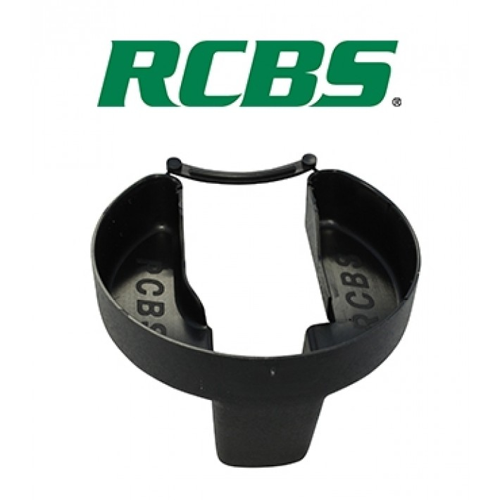 Bandeja recogepistones RCBS Primer Catcher para prensa Rock Chucker