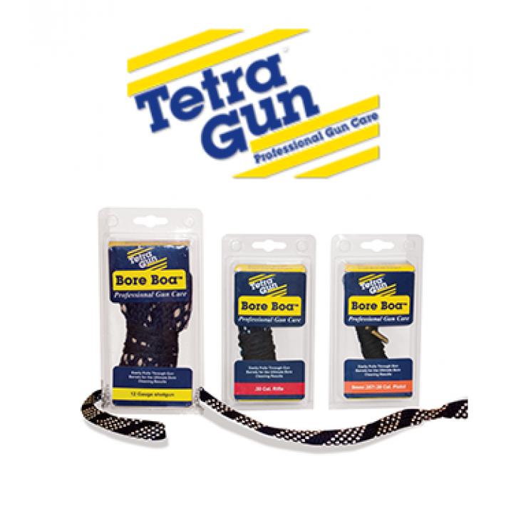 Baqueta textil TetraGun Bore Boa para arma larga