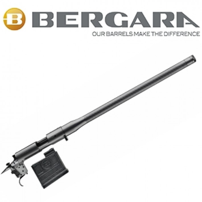 Barreled Action Bergara B14 R Trainer Carbon