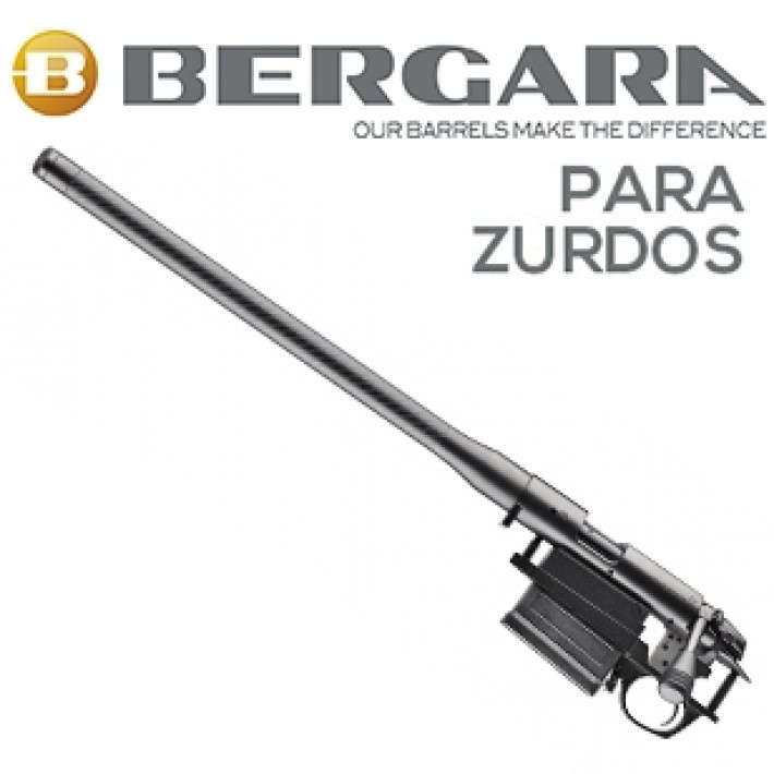 Barreled Action Bergara B14 R Trainer Carbon Zurdo
