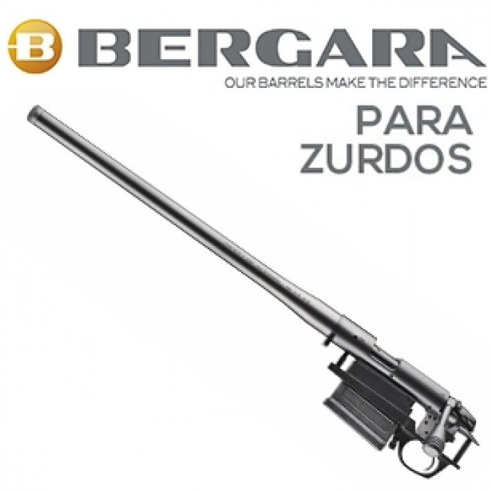 Barreled Action Bergara B14 R Trainer Zurdo