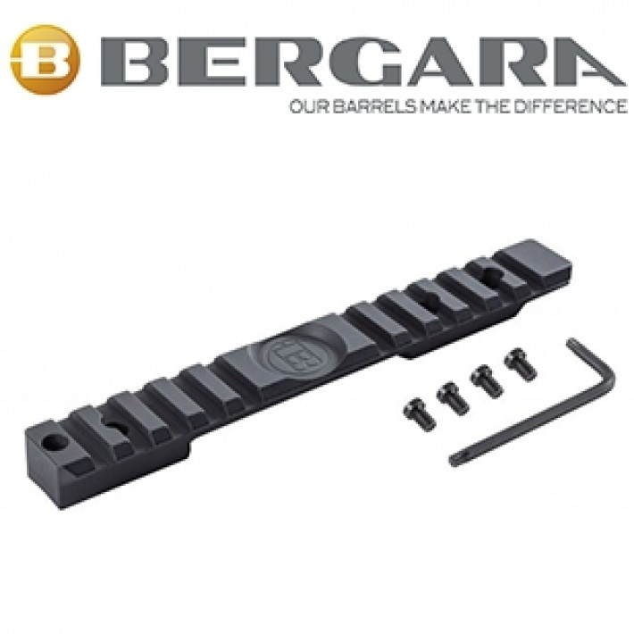 Base Bergara de 0 MOA para Bergara B14 / Premier / Remington 700 - LA
