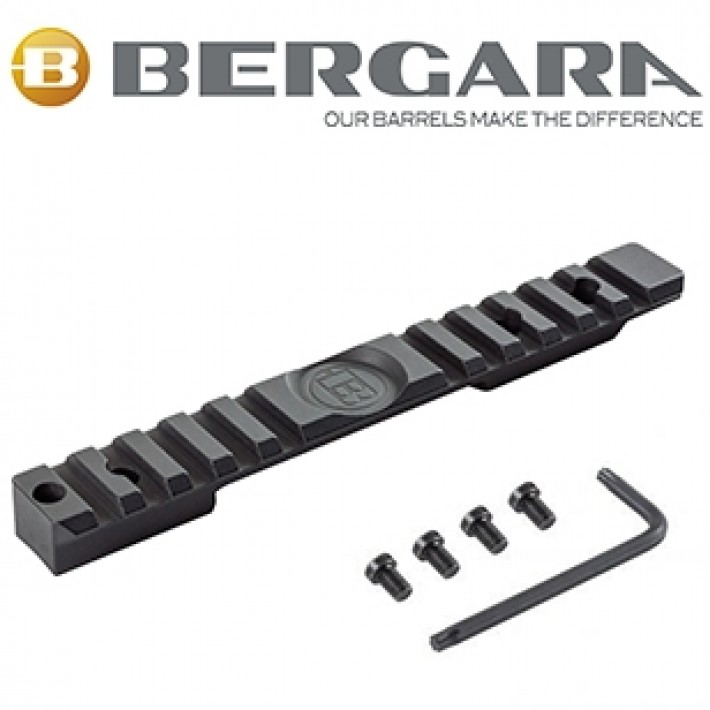 Base Bergara de 30 MOA para Bergara B14 / Premier / Remington 700 - SA