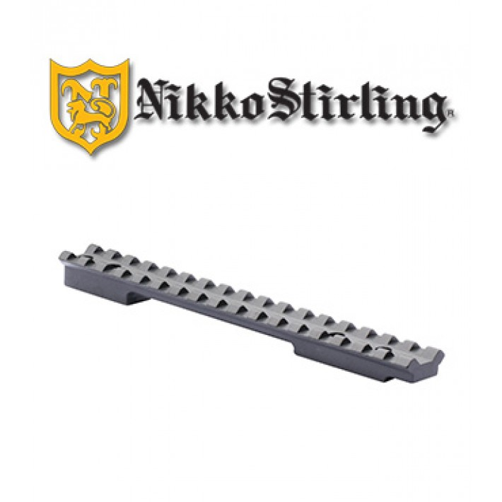 Base Nikko Stirling EGW 20 MOA para Howa  Weatherby SA