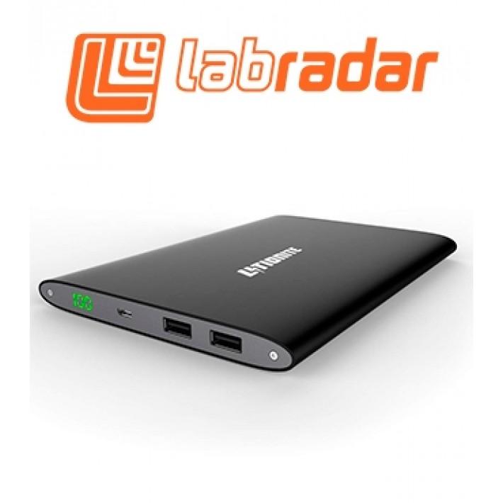 Batería recargable de litio Olight RCR123 de 3V y 650 mAh con puerto USB y cable