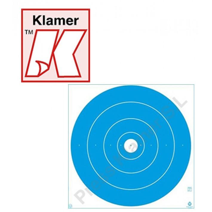 Blanco Klamer F-Class 1000 yardas - 100 unidades
