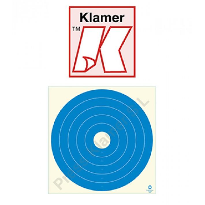 Blanco Klamer F-Class 600 yardas - 100 unidades