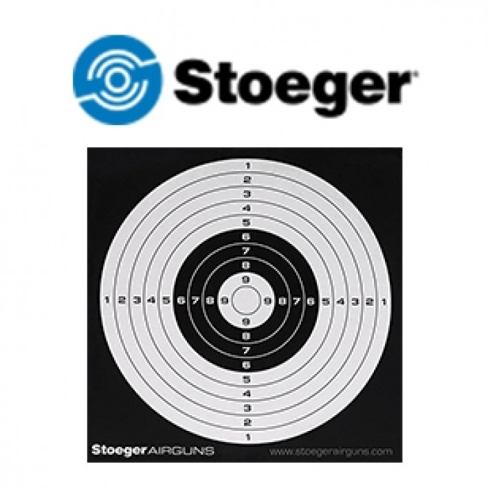 Blanco Stoeger 14x14 - 100 unidades