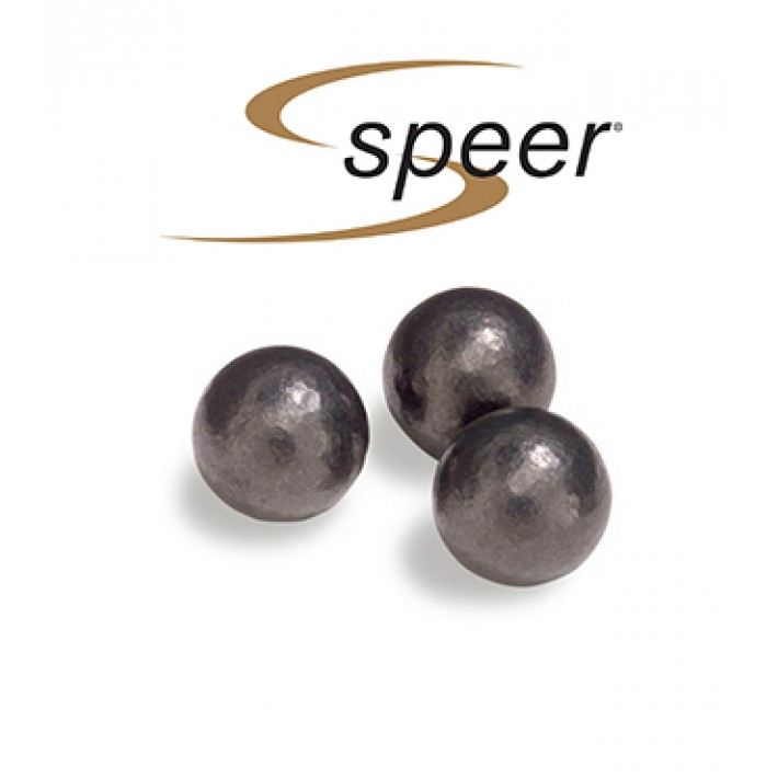Bolas de avancarga Speer calibre .36 (.350) - 64 grains