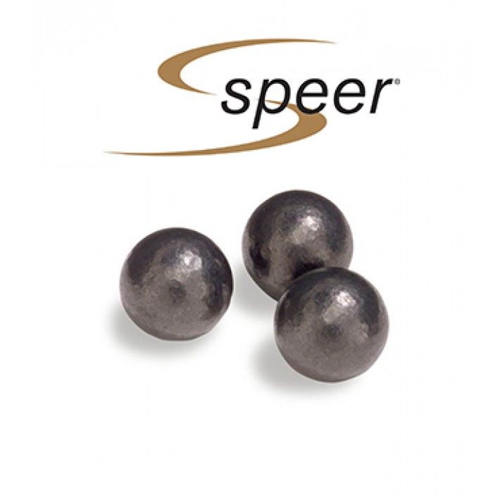 Bolas de avancarga Speer calibre .45 (.445) - 132 grains