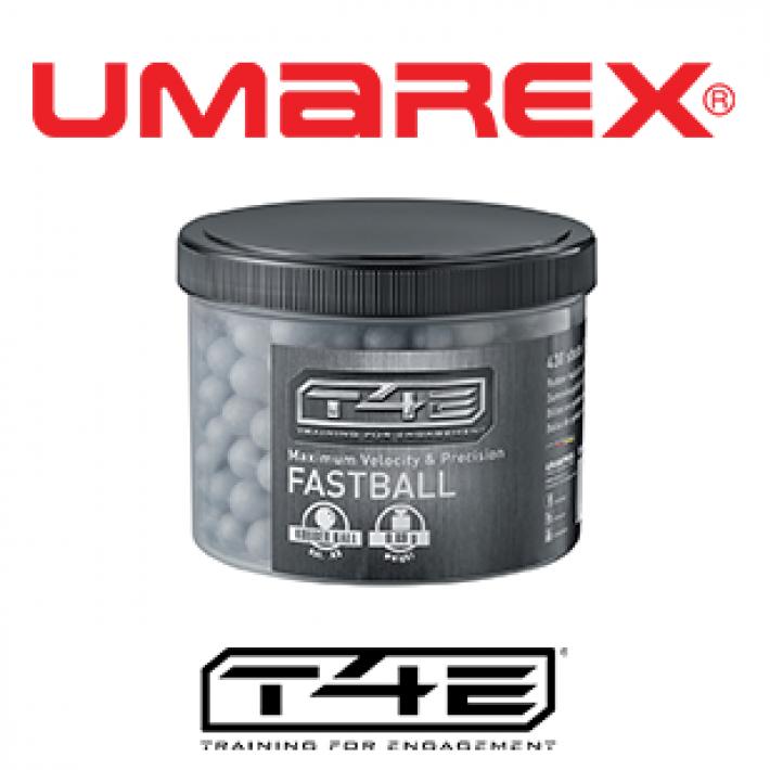 Bolas de goma Umarex T4E Fastball .43 0.89 g - 430 unidades