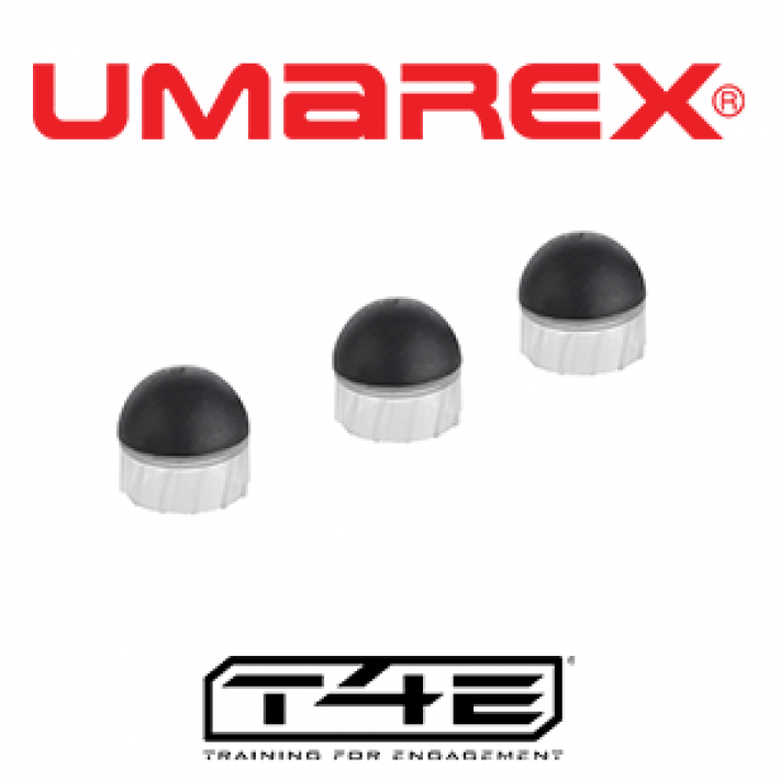 Bolas de precisión Umarex T4E RBP .50 0.75 g - 50 unidades