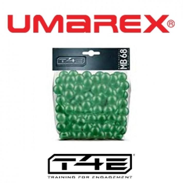 Bolas marcadoras Umarex T4E MB .68 2.25 g - 2x250 unidades