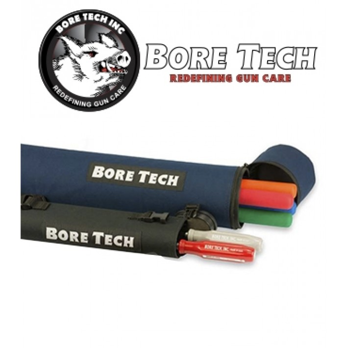 Funda de rígida BoreTech para 2 baquetas