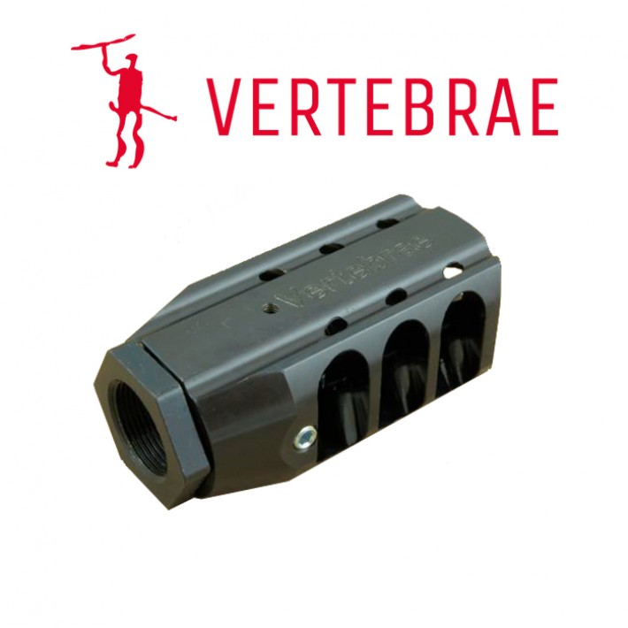 Freno de boca Vertebrae para calibre 6.5mm