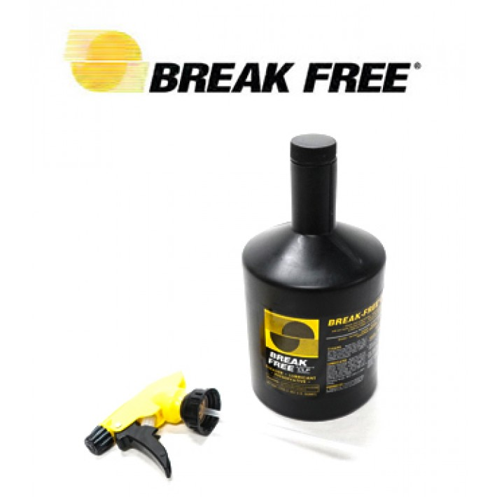 Aceite para armas Break Free CLP - 1 L