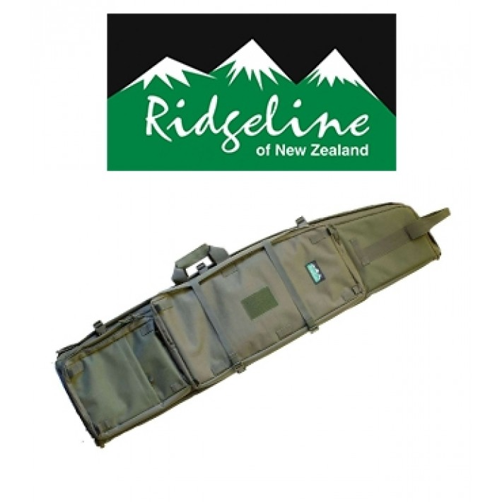 Funda Buffalo River Ridgeline Sniper Drag Bag de 137 cm