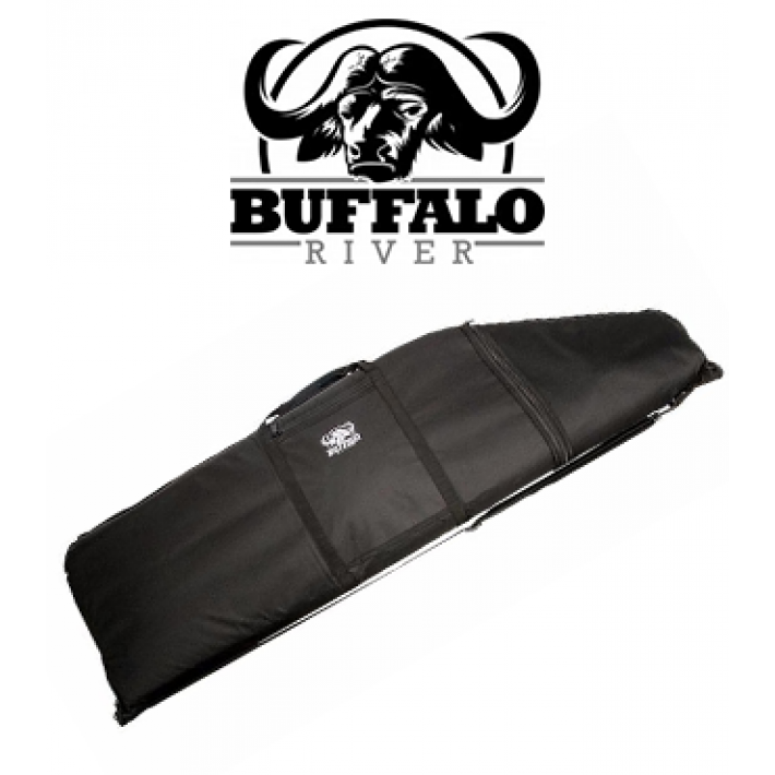 Funda Buffalo River Dominator para rifles PCP de 127 cm