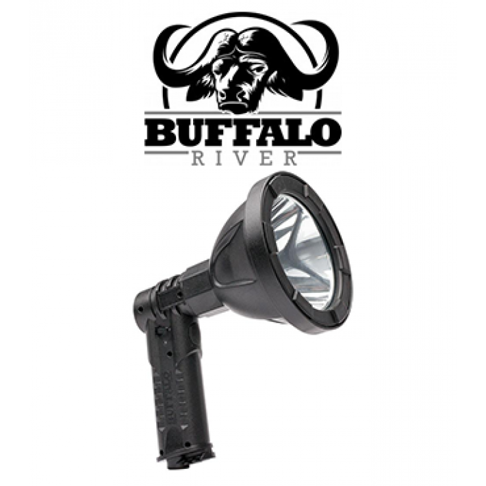 Foco Buffalo River 10W Led con batería recargable