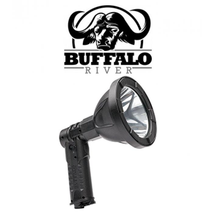 Foco Buffalo River 10W Led con batería recargable
