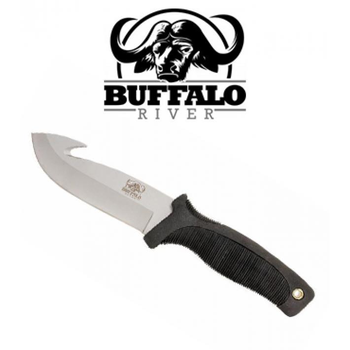 Cuchillo Buffalo River Maxim con hoja de 11.5 cm INOX