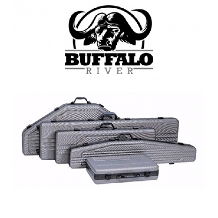 Maleta Buffalo River ABS para rifle