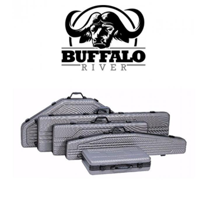 Maleta Buffalo River ABS para pistola - grande